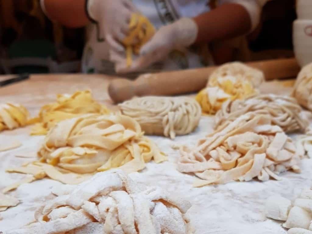 zubereitung handgemachter pasta