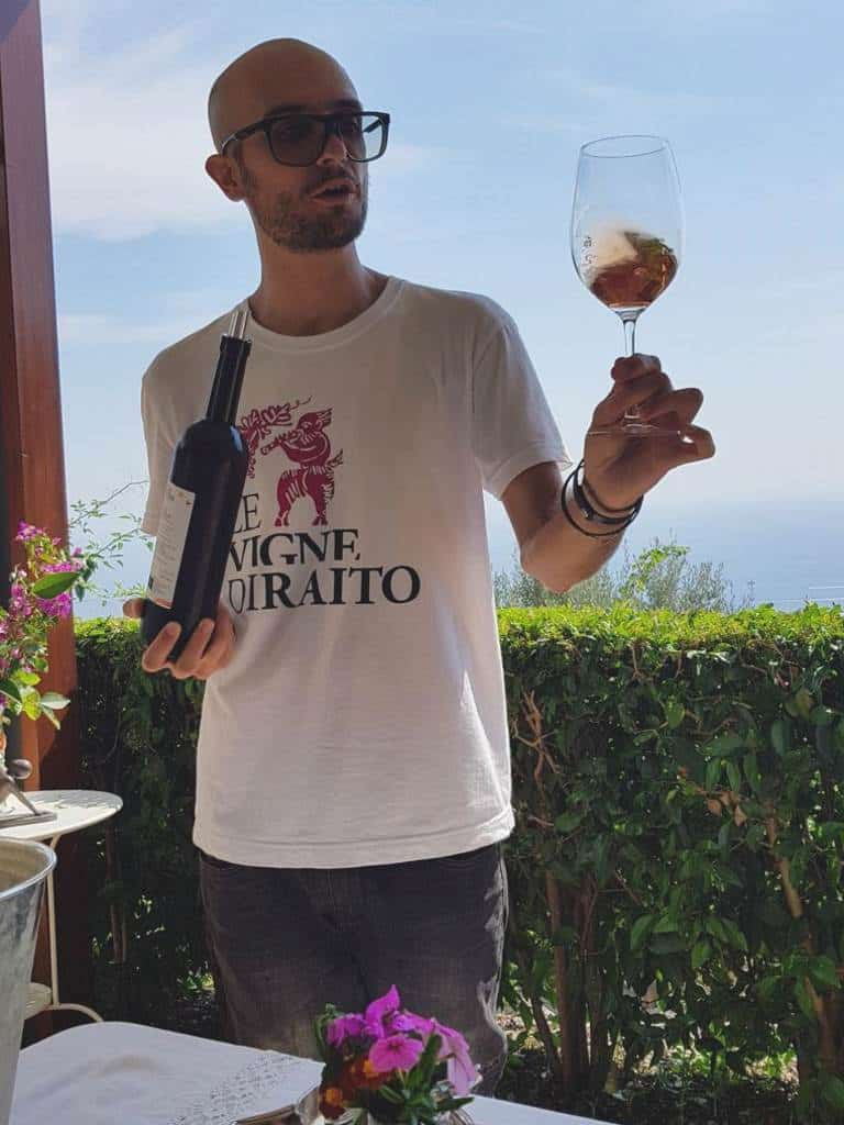 tourguide alfonso vom weingut le vigne di raito