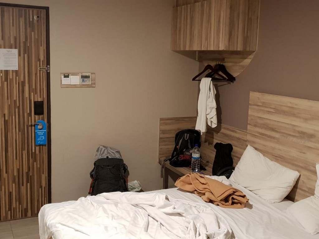 unsere unterkunft in singapur das fregrance hotel