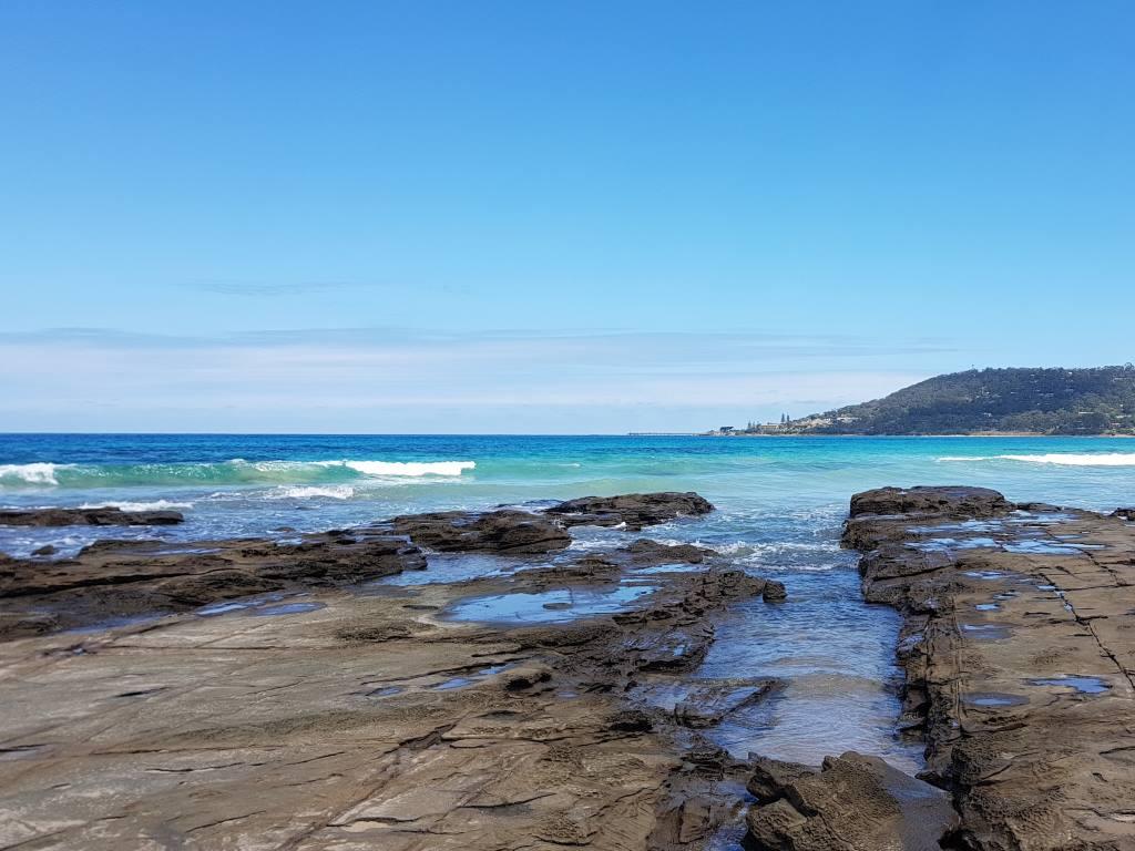 great ocean road tour adelaide melbourne blick auf meer
