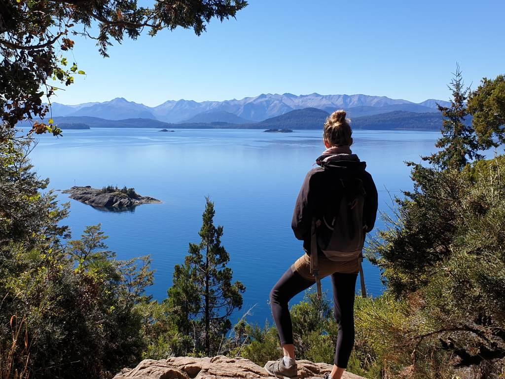 bariloche nördliches patagonien seenlandschaft