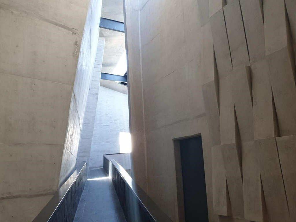 Die moderne Architektur vom Weingut Zuccardi