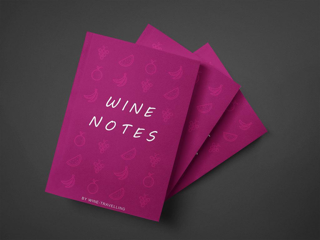 wine notes weinverkostungsnotizen
